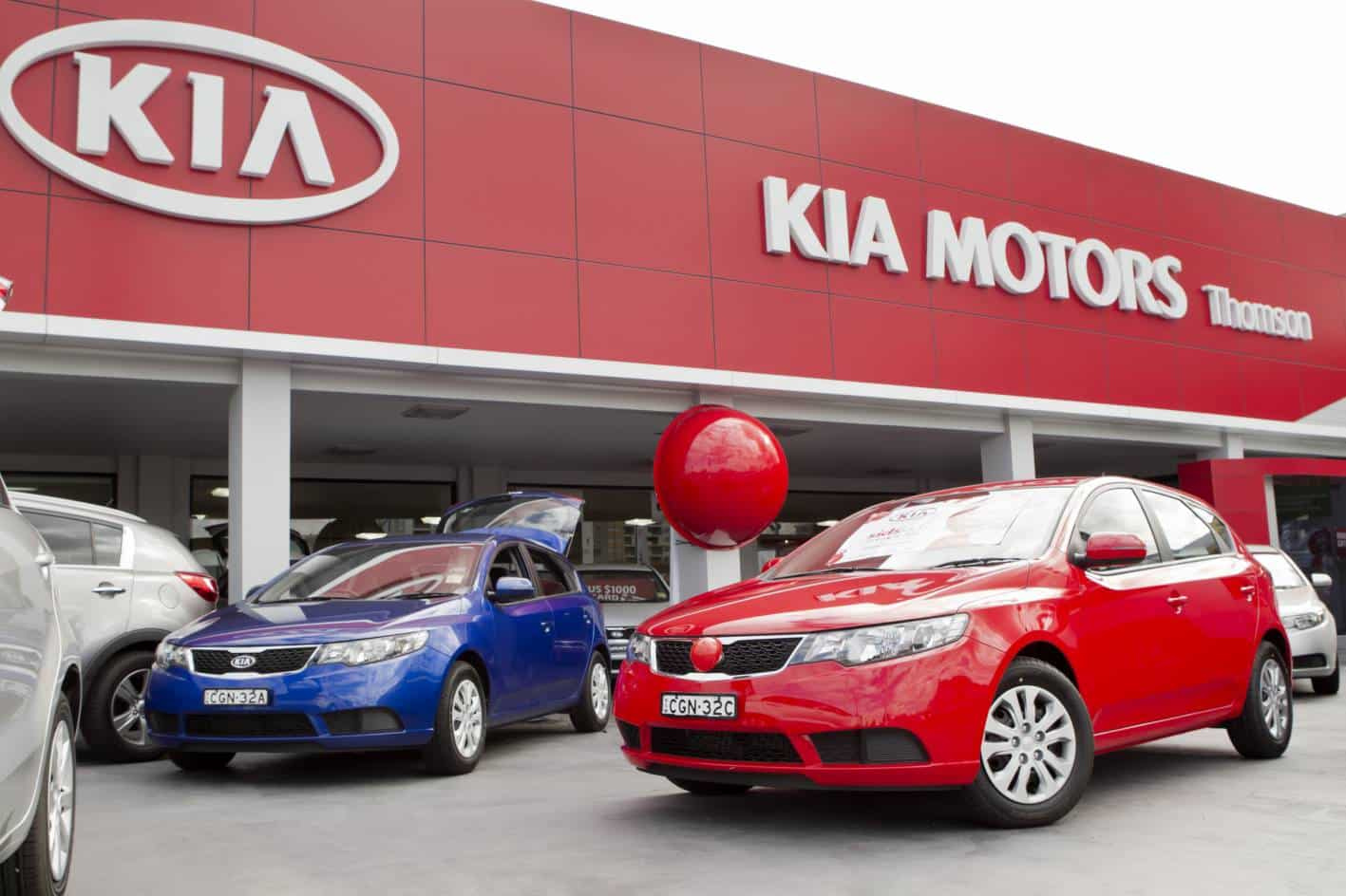 Kia Lucky Motors To Invest 115 Million For Setting Up Automobile