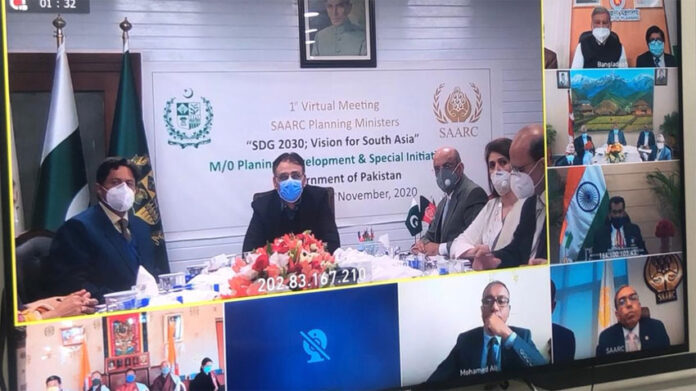 Pakistan hosts Inaugural Meeting of SAARC Planning Ministers - Mettis  Global News